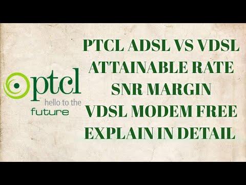Dail PPPoE in PTCL new Modem VDSL | Setup Configure PTCL