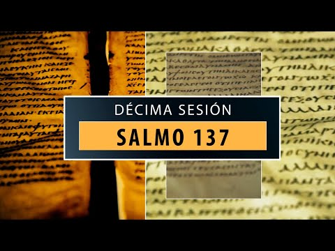 video Programa La Liturgia de las Horas en la vida espiritual de hoy: sesión 10