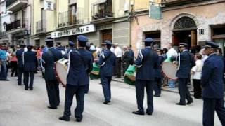 preview picture of video 'Galopeo de subida de autoridades San Juanillo 2007 -San Juan, Huete-'