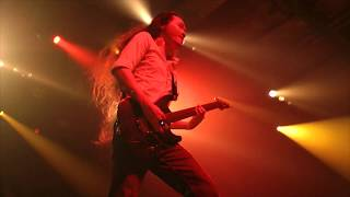 DragonForce Live - Cry Thunder, Through the Fire and Flames 2011