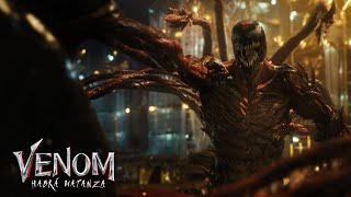 Sony Pictures Entertainment VENOM: HABRÁ MATANZA. Ser malo nunca fue tan divertido. Ya en cines. anuncio