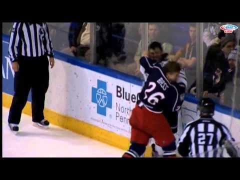Pierre-Luc Letourneau-Leblond vs. Cody Bass