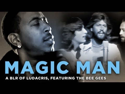 """Magic Man"" --  A Bad Lip Reading Of Ludacris And The Bee Gees Mp3"