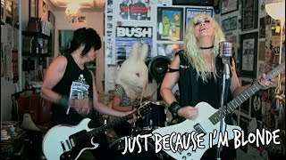 The Dollyrots - Just Because I'm Blonde (Official Video)