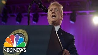 Watch Live: President Donald Trump Delivers Remarks At The Values Voter Summit   NBC News
