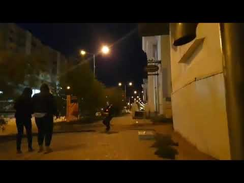 Видеофакт: Танос пытался напугать жителей Якутска