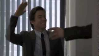 Белый воротничок, White Collar Cast: Bloopers and Dancing