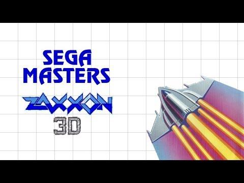 Zaxxon 3D (1988 Sega) | Sega Masters #47