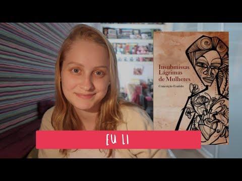 INSUBMISSAS LÁGRIMAS DE MULHERES | Livros e mais #246