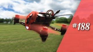 Walkera Rodeo 110 Flug  // Teil 2/2  // deutsch // in 4K // #188