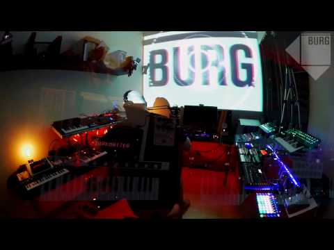 BURG - beyond the light (system-1, KORG monologue, volca, ms-20)