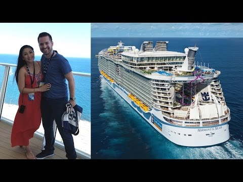 ROYAL CARIBBEAN HARMONY OF THE SEAS BARCELONA CRUISE EXPERIENCE!