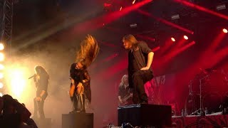 Amaranthe   Maximize (HD) Live At Tons Of Rock,Oslo,Norway 27.06.2019