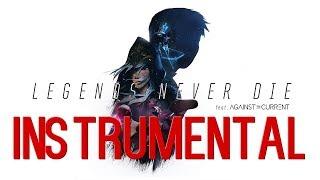 Legends Never Die (ft. Against The Current) [Instrumental] | Worlds 2017 - League of Legends