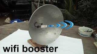 Long Range Wifi Antenna!WIFI Receive Booster