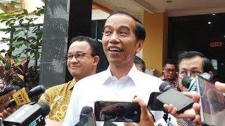 Jokowi Bagikan 351 Sertifikat Tanah Wakaf di Tangsel