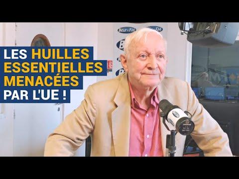 [AVS] Les huiles essentielles menacées par l'UE ! - Dr Jean-Pierre Willem