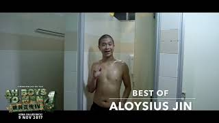 Gambar cover Ah Boys To Men 4: The Best Of Aloysious Jin Sia Lang (Maxi Lim)