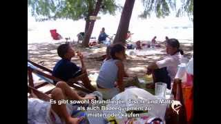 preview picture of video 'Had Nang Ram Strand Sattahip'