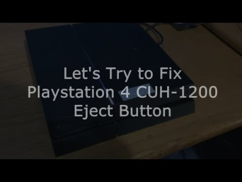 Download Ps4 Disc Stuck How To Fix Eject Button Problem Ps4 Playsta