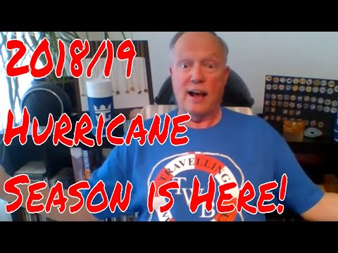 2018/19 Caribbean Hurricane Season Is About To Begin! How Are The Ports?
