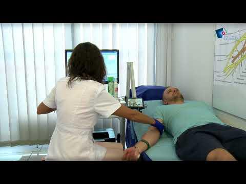 Terapia ruchowa w osteochondroza ze zdjęć kręgosłupa szyjnego