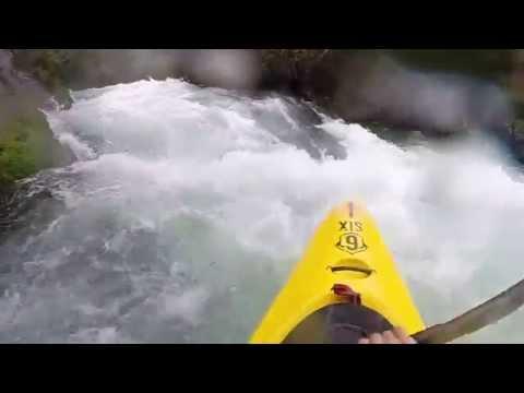 Xabi Prieto Onboard Ega Kayak