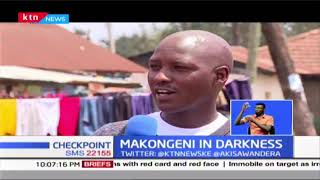 Makongeni residents in darkness after KPLC removed transformers over alleged non-payment of bills