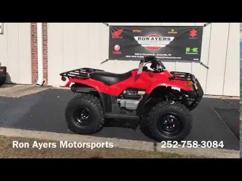 2019 Honda FourTrax Recon ES in Greenville, North Carolina - Video 1