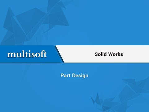 Learning 3D Modules in SolidWorks SQL Sketcher Workbench Video Tutorial