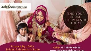Mumbai Muslim Matrimony - zariyaamatrimony.com