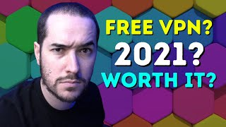 Should You Use a Free VPN in 2021? (Trial, Free, and Cracked VPN Analysis)