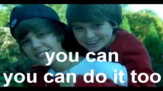 Yes I Can lyrics by Christian Beadles ft. Justin Bieber