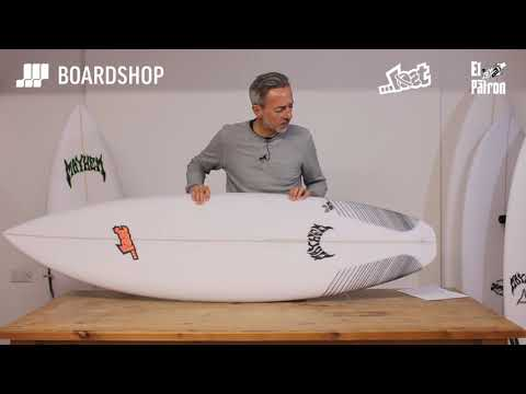 Lost El Patron Surfboard Review