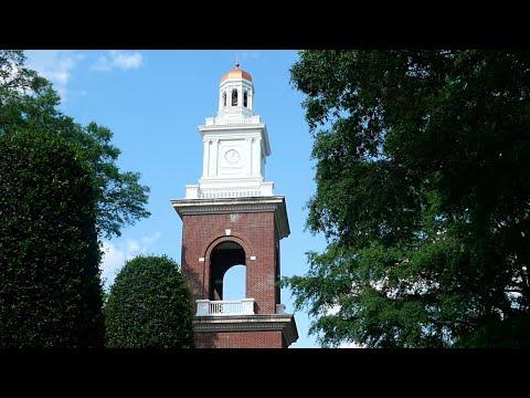 University of Mary Washington - video