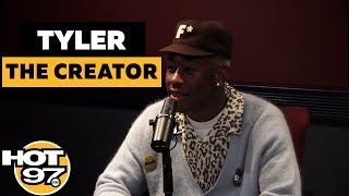 Ebro In The Morning - Tyler, The Creator Opens Up & Gets Raw, Real & Uncut!