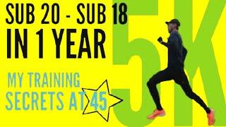 Great Running Tips (My Training Secrets At 45) 80/20 Running