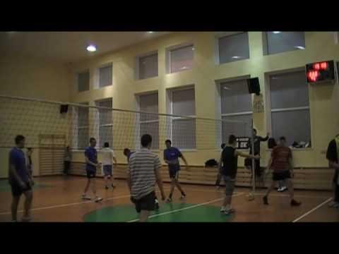 Halowy Turniej Siatkówki