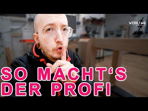 WERKBANK ÖLEN - meine Tipps für eine perfekte Oberfläche!   04.01.21   #WERKTAG. mit Jonas Winkler