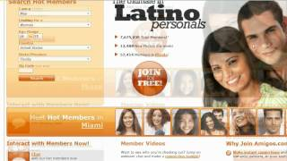 Dating Tips & Online Dating : About Internet Hispanic Dating Services