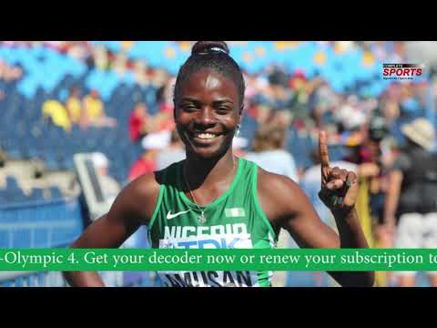 Tokyo 2020 Olympics Update With Dare Esan
