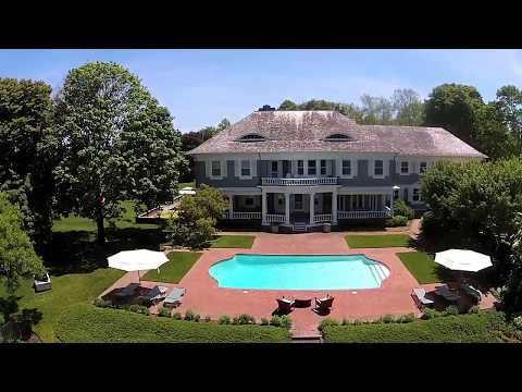 Mecox Bay Waterfront Compound, Water Mill - Hamptons Luxury Market Leader