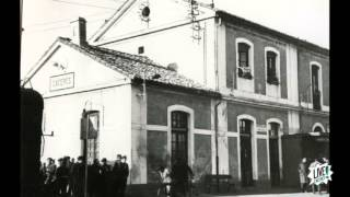 preview picture of video 'Historia del Ferrocarril en Cáceres'