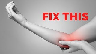 How to Fix Golfer's/Tennis Elbow! (Inner Elbow Pain)