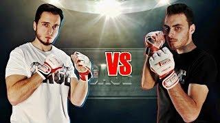Johnny Valda VS Tomáš Soukup / Příprava začala - The CAGE #1