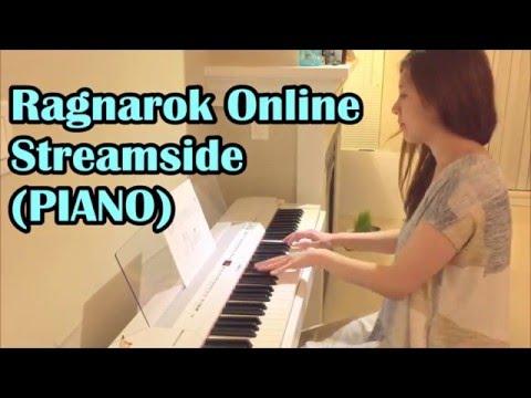 Ragnarok Online OST - Streamside (PIANO) - Dolcemochi Music,mumclip com