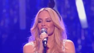 Every Day's Like Christmas - Kylie Minogue  (Video)