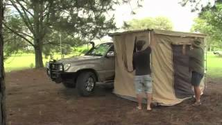 Powerful 4x4 Awning Tent.mp4