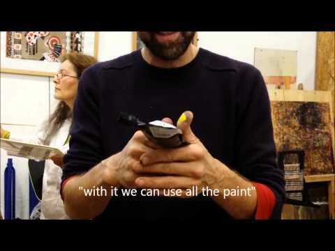 What Artists Think About Sennelier abstract FR EN
