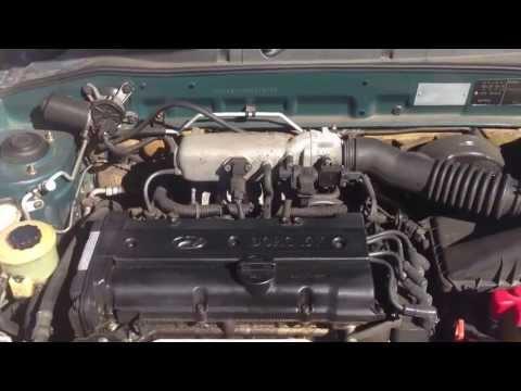 Фото к видео: 1998 Hyundai Excel, Auto, Hatchback